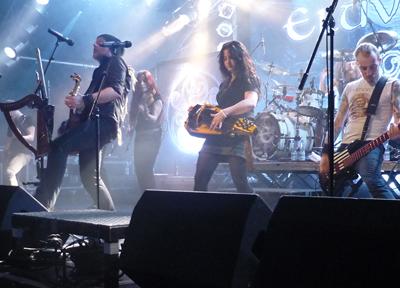 Eluveitie – Konzerte 2012